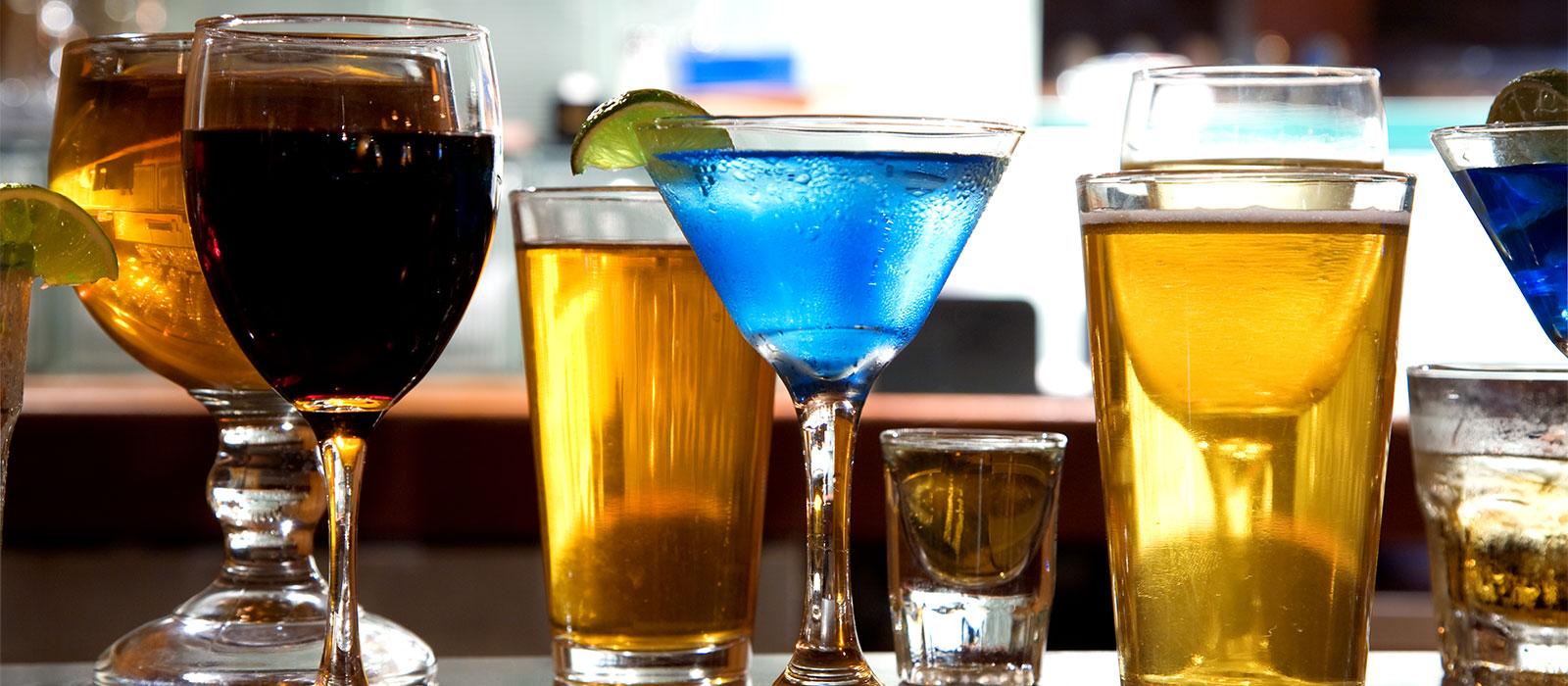 Standard drinks » Cheers!